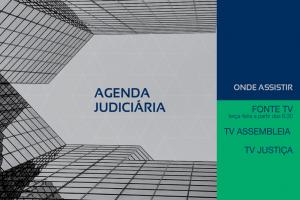 Programa Agenda Judiciária