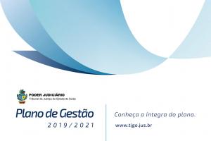 Plano de Gestão 2019 / 2021