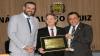 Presidente Walter Carlos recebe título de Cidadão Goianesiense
