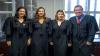 Realizada primeira sessão de julgamento das Turmas Recursais Permanentes