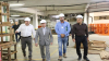 Reforma do Bloco B: começa fase de montagem de infraestruturas