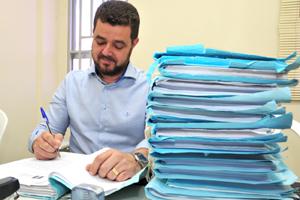 Juiz Nickerson Pires Ferreira (Foto: TJGO)