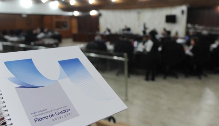 Órgão Especial do TJGO aprova Planos de Gestão