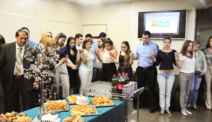 Corregedoria é campeã da Páscoa Solidária e recebe lanche oferecido pela DRH