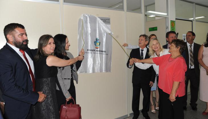 Comarca de Caldas Novas recebe três centros judiciários