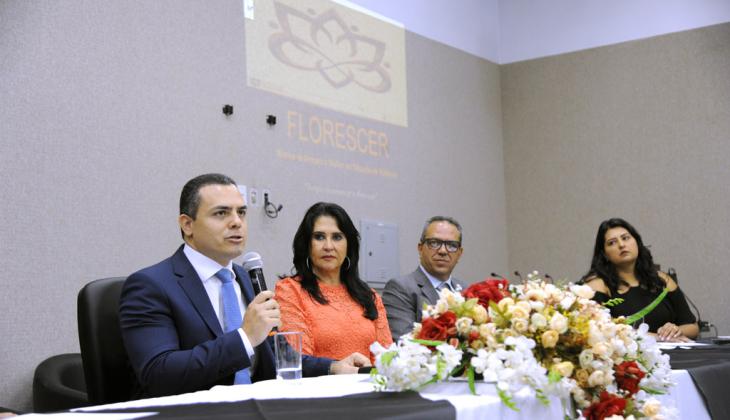 Comarca de Goiatuba lança projeto para amparar mulheres em situação de violência doméstica