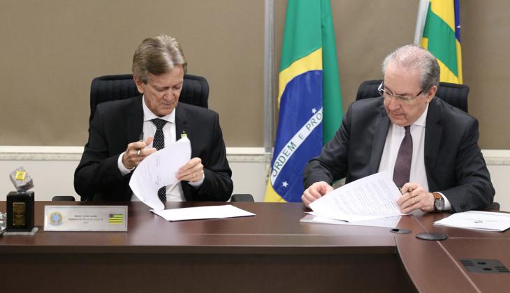 Provimento conjunto entre Presidência do TJGO e Corregedoria promove unificação das escrivanias no Estado
