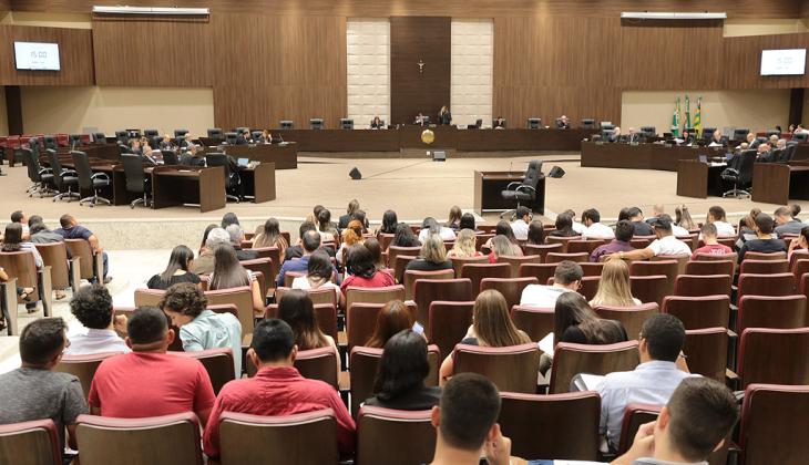Órgão Especial aprova reestruturação em 15 comarcas e data-base dos servidores