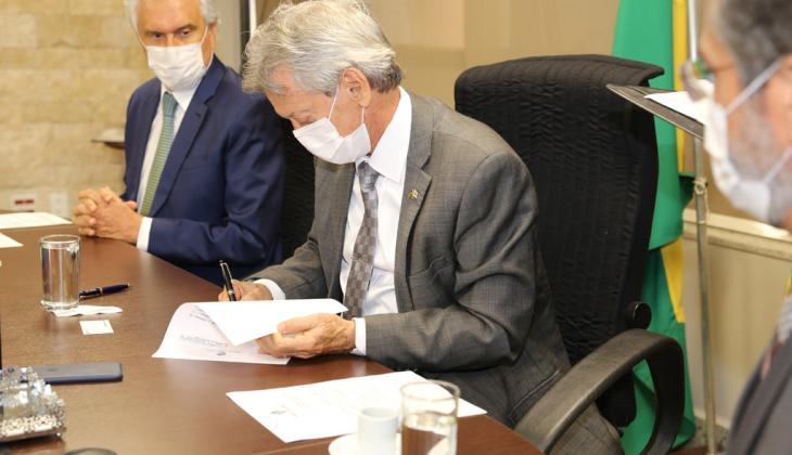 Doação do TJGO permitirá a realização de oitiva de presos por videoconferência