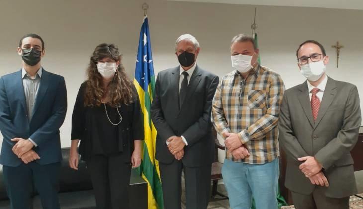 Juíza Camila Nina é homenageada pela equipe da Corregedoria-Geral da Justiça