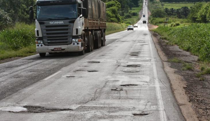 Interditadas duas rodovias estaduais por condições precárias